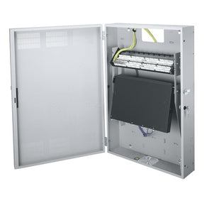 Middle Atlantic HDR-4 - Low Profile Distribution Cabinet, 2U - 7.5