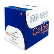 Cat5e Cable - Plenum Cable NetStrand 1000ft 24AWG, UL