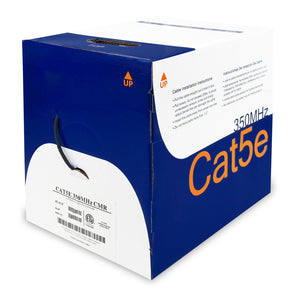 Cat5e Bulk Cable-Ethernet Cable Of Bare Copper 1000ft