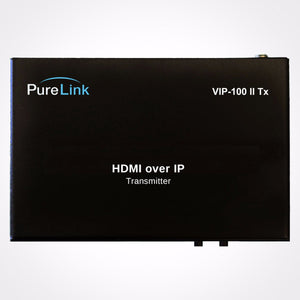 Top of PureLink AV HDMI over IP Transmitter (Encoder) with PoE