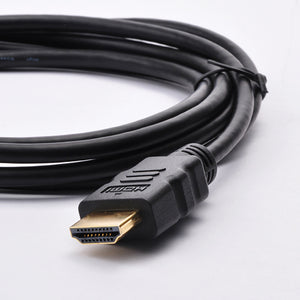6ft Micro HDMI to HDMI Cable - High Speed with Ethernet Image 2