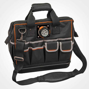 Klein Tools Tradesman Pro Lighted Tool Bag