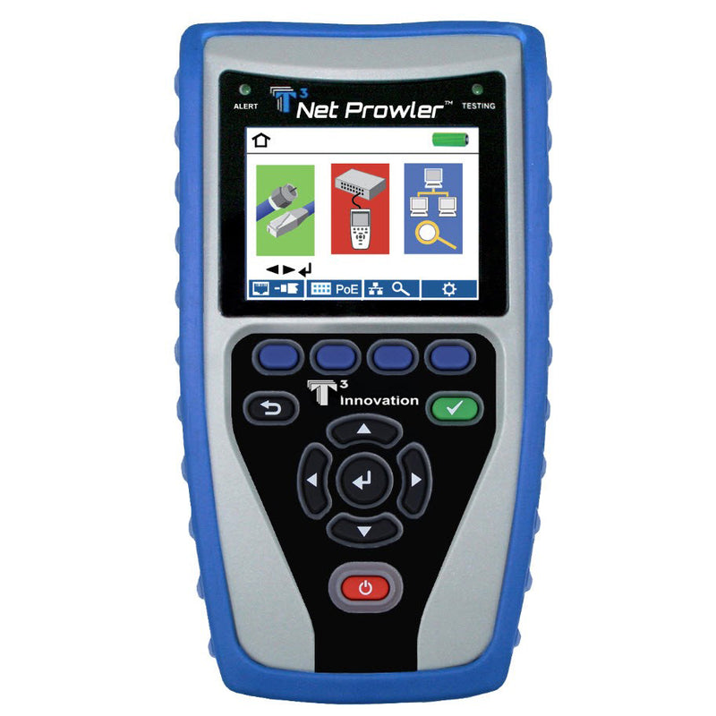 Platinum Tools TNP700 Net Prowler Cabling and Network Tester