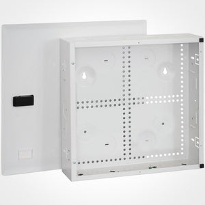 ICC ICRESDC14E Net Media Center 14 Inch Empty Enclosure