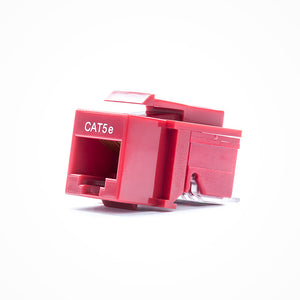 Cat5E Keystone Jack - Toolless