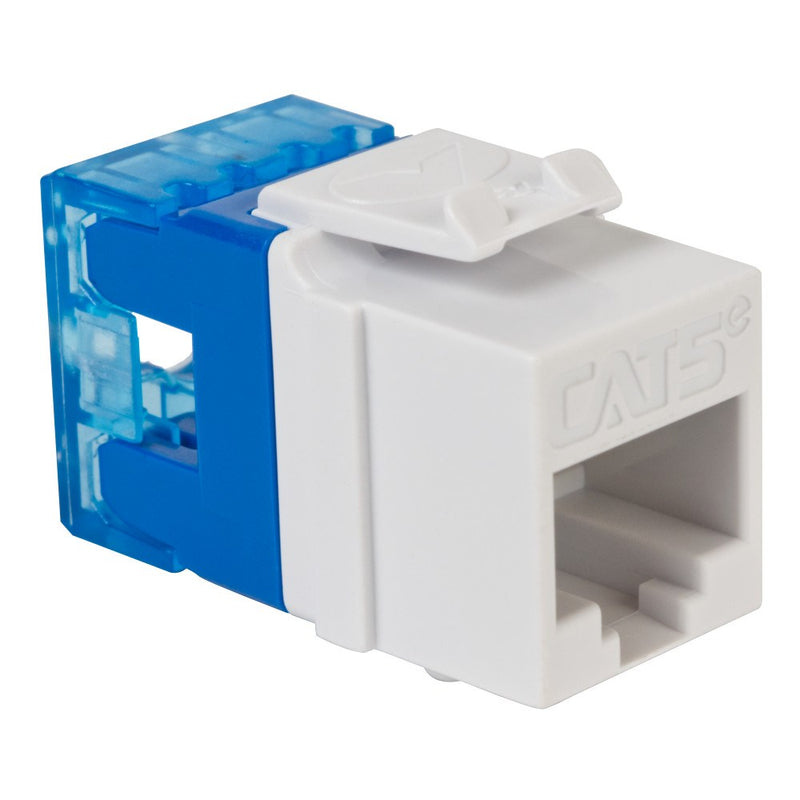 ICC Cat5E High Density Keystone Jack 25 Pack