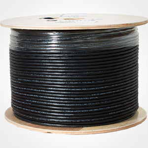 065 Series 1000ft Cat6A Bulk Plenum Network Cable, UL