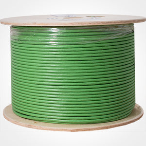 Vertical Cable 065 Series 1000ft Cat6A Plenum Solid Network Cable