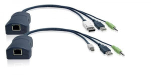 ADDER CATx DisplayPort, USB and Audio CAM