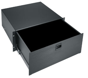 Middle Atlantic D4, 4 Space Drawer, Anodized Finish