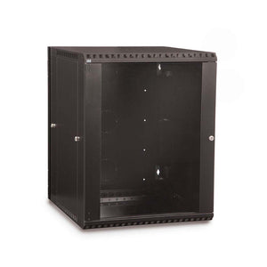 Kendall Howard 3130-3-001-15 15 Unit (15U) Swing-Out Wall Mount Cabinet