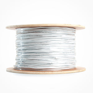 Vertical Bulk Cable 209-2322 In-Wall Speaker Wire White