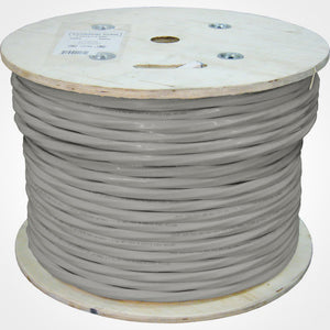 Vertical Cable 1000ft Bulk Solid CAT3 Cable - 24AWG CMR 25 Pair