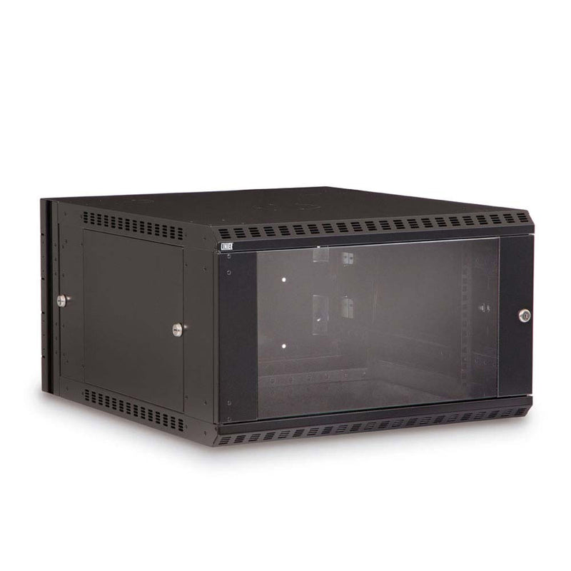 Kendall Howard 6 Unit (6U) Swing-Out Wall Mount Cabinet