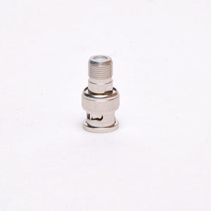 Coax F-Type Female to BNC Male Adapter