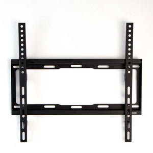 Front of Rhino Brackets Low Profile Fixed TV Wall Mount for 32-55 Inch Screens