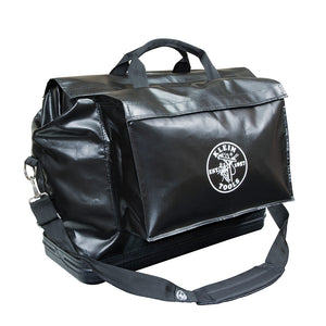 Vinyl Equipment Bag (Black)