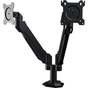 Crimson-AV Dual Monitor Single Link Desktop Arm System