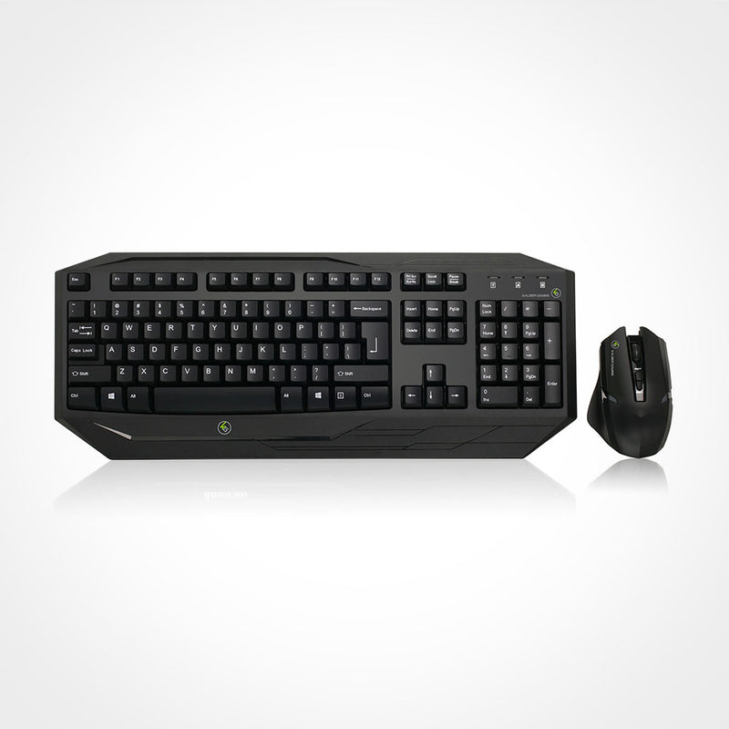 IOGEAR Kaliber Wireless Gaming Keyboard and Mouse Combo