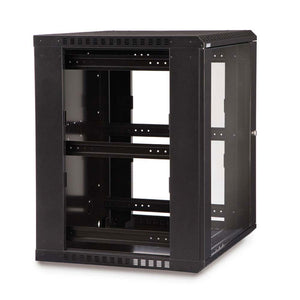Kendall Howard 3140-3-001-15 15U Fixed Wall Mount Cabinet Image 2