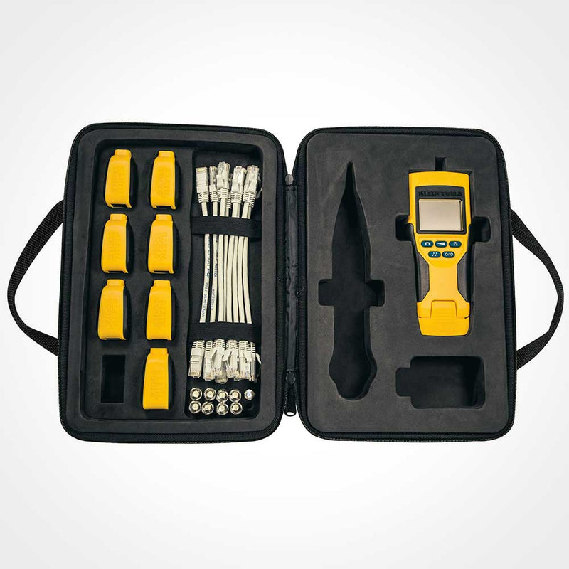Klein Tools VDV501-824 VDV Scout Pro 2 Tester & Test-n-Map Remote Kit