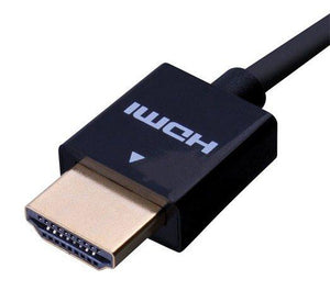 Vanco Ultra Slim HDMI Cable - High Speed with Ethernet 3D Ready