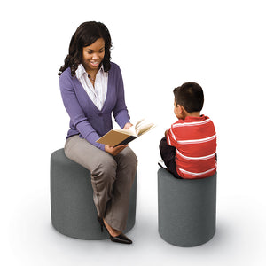 Essentials Pouf Stool