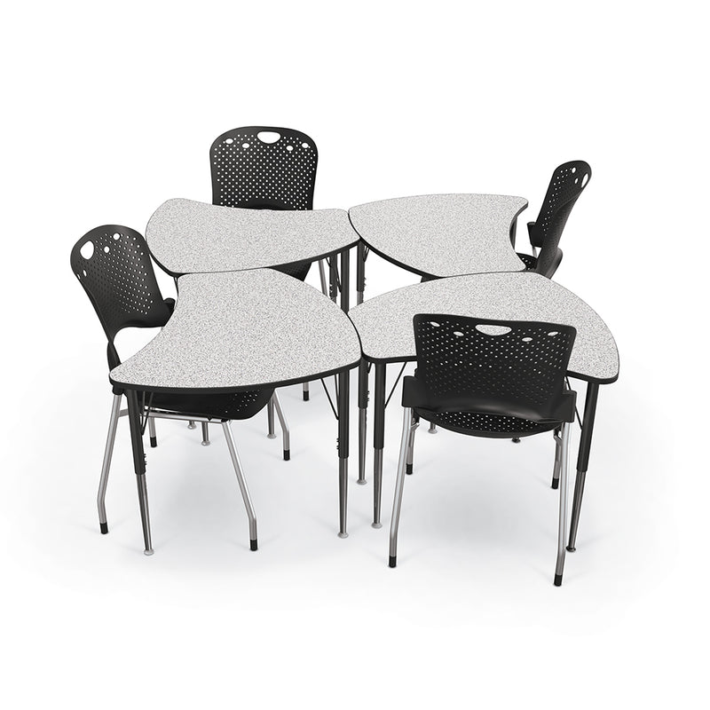 Essentials Small Economy Shapes Student Desk