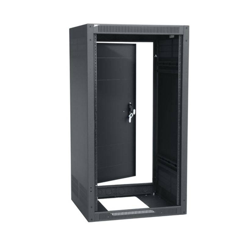 Middle Atlantic 18RU 22 Inch Wide 25 Inch Deep Stand Alone Enclosure - Ready to Assemble