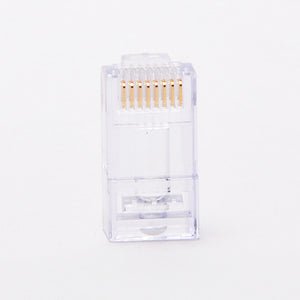 Platinum Tools 100010C CAT6 RJ45 EZ-RJ45 Connector Image 2