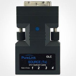 PureLink DVI to 4LC Fiber Transmitter/Receiver Kit Source Alternative View