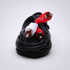 12ft 2 RCA Audio Cable - Male to Male Image 2