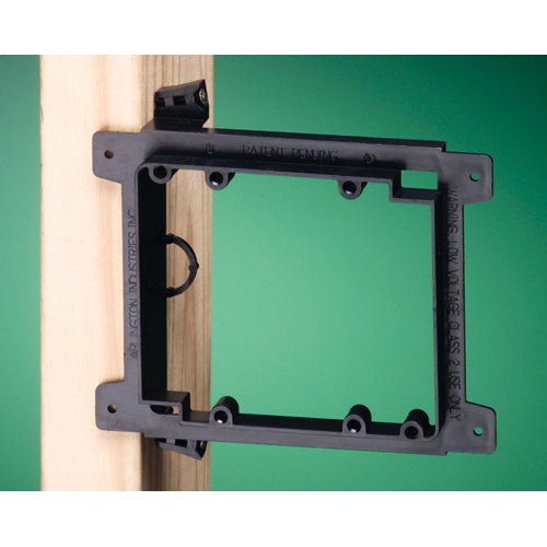 Arlington Nail On Low Voltage Mounting Bracket for New Construction
