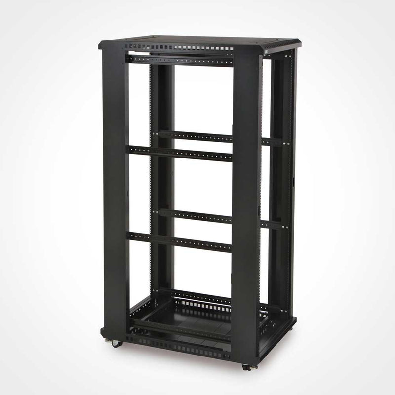 Kendall Howard LINIER 37 Unit (37U) Open Frame Server Rack
