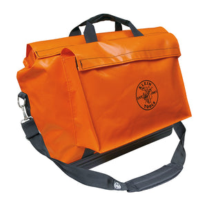 Vinyl Equipment Bag (Orange)