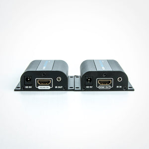 HDMI Extender over Cat6 Cable with IR Image 2