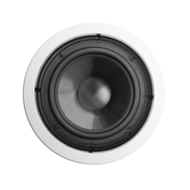"Current Audio Pro Series SUB801-70V 8"" Indoor/Outdoor in-ceiling Subwoofer"