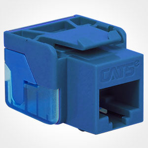 ICC Cat5E EZ Modular Keystone Jack - Most Reliable Jack