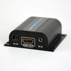 Vanco HDMI VGA Extender Sends HDMI//VGA up to 164ft//50 meter over CAT5//6 NEW!