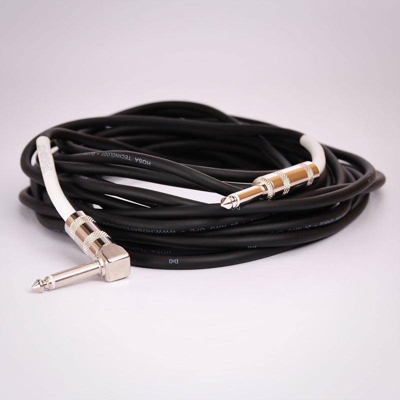 Hosa Guitar Cable - Straight to Right Angle