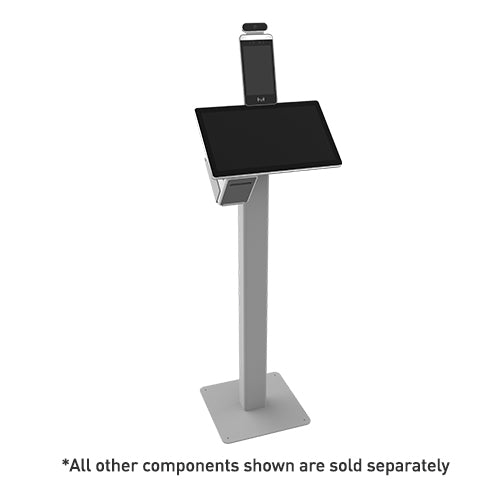 Chief Tablet Floor Stand, Column Mounted