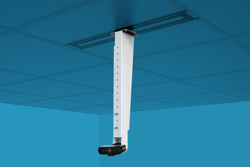 Heckler AV Ceiling Mount for Logitech BRIO