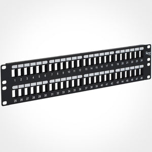 ICC High Density Blank Patch Panel