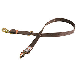 Klein Tools KL5295L Positioning Strap 5-Foot 8-Inch Long, 5-Inch Hook