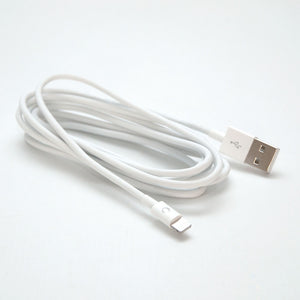 NetStrand MFi Certified Lightning to USB Cable (3-6ft)
