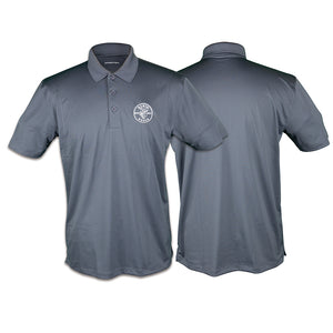 Klein Tools Polo Shirt, Short Sleeved, Sport-Tek, KT Logo