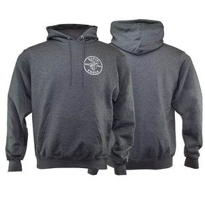 Klein Tools Champion® Pullover Hoodie with Lineman Logo
