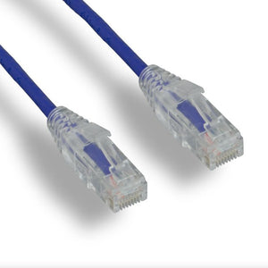 CAT6-1WHT Comprehensive Cable 1 Cat6 550 MHz Snagless Patch Cable White