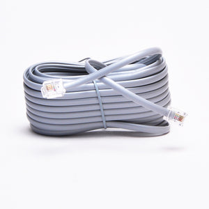 RJ11 Telephone Cable - Straight Data