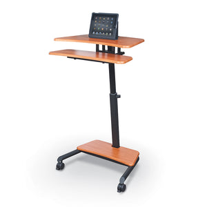 Essentials Up-Rite Workstation Height Adjustable Sit/Stand Desk